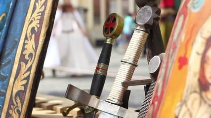 Swords Handles