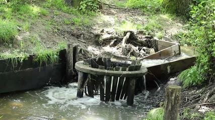 Traditional Washing Whirlpool