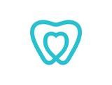 Fototapety dental heart 1 a