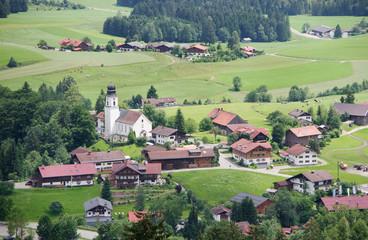 Ofterschwang Allgäu