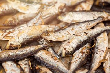 Fresh Fried Smelts