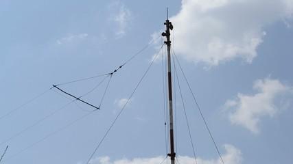 Aviation Radio Station Antenna