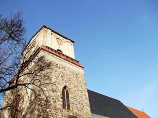 Evangelische St. Jacobi Kirche in Prenzlau