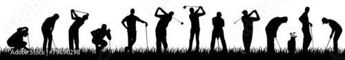 Zdjęcia na płótnie, fototapety, obrazy : Golf