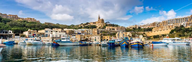 Mgarr à Gozo, Malte