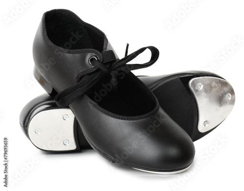 tap dancing shoes - 79693659