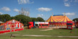 A nice red and yelow circus tent - 79694295