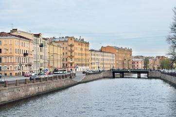 Санкт-Петербург, канал Грибоедова