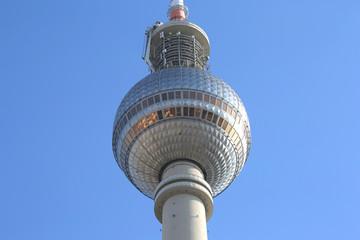 Famous German TV Tower Fernsehturm