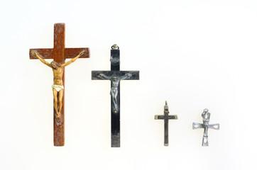 four crucifix