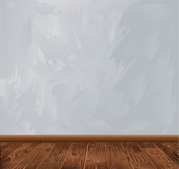 Стена и пол