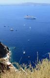 On Fira raid. Santorini, Greece poster