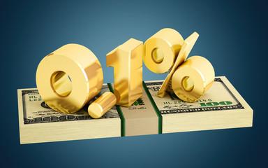 0.1% - savings - discount - interest rate