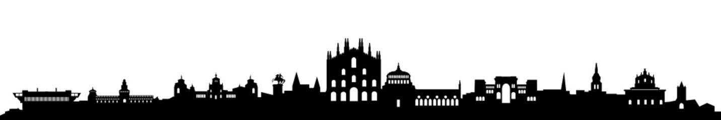 Skyline Mailand