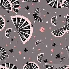 japanese seamless background