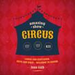 Circus poster - 79709413