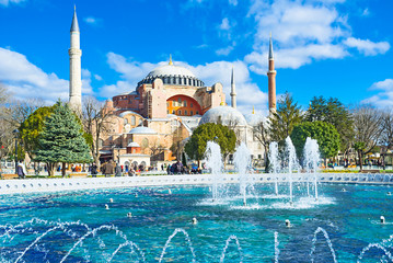 The heart of Istanbul