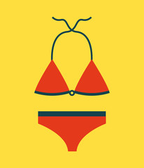 clothes swiming design