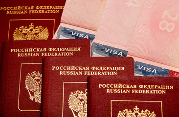 Visas for Russians