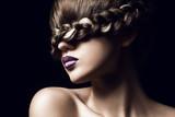 Fototapety creative hairstyle
