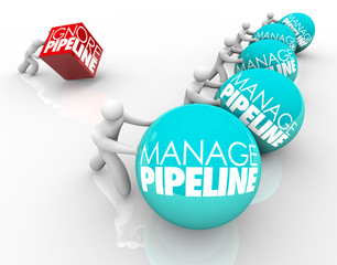 Manage Vs Ignore Sales Customer Pipeline Winning Business Strate