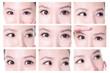 beauty woman eyes