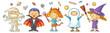 Halloween kids - 79717070