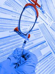 médecine générale,feuilles de soins,réforme en cours
