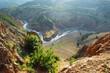 Leinwandbild Motiv Mountain landscape in Kurdistan, Turkey