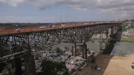Bridge in Dominican Republic