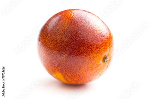 Papiers peints Magasin alimentation blood red oranges