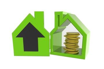 Omzet en winst bij verkoop woning