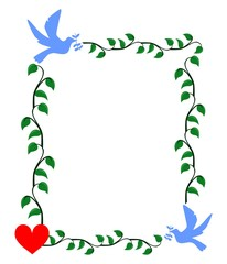 charity frame