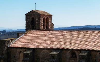 Clocher église Notre-Dame la-Neuve