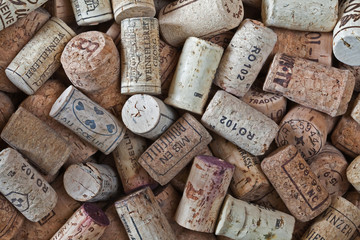 Korken / wine corks