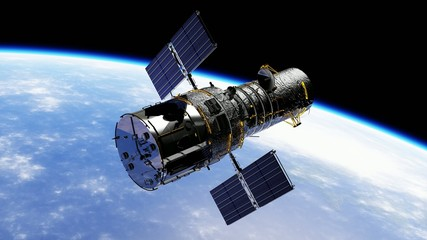 Hubble Space Telescope 01