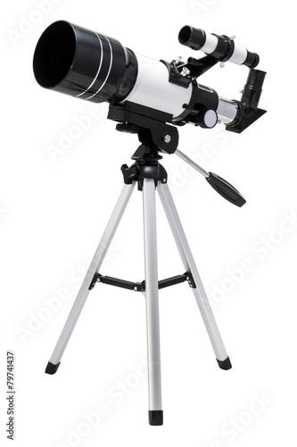 Leinwandbild Motiv Telescope  optical