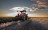 Tractor plowing - Fine Art prints
