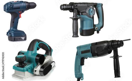 set of professional tools - 79742430