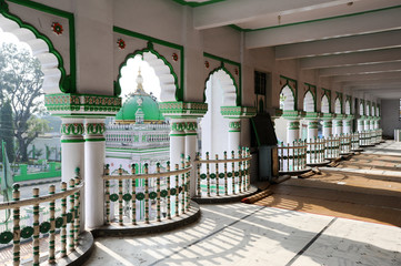 The mosque of Mysore
