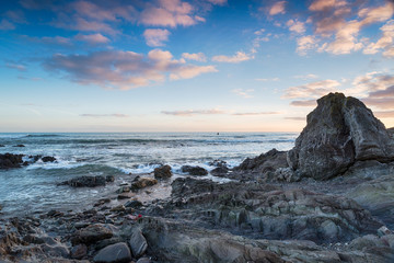 Cornwall Coast at Portwrinkle