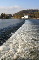 Moldau Rapids