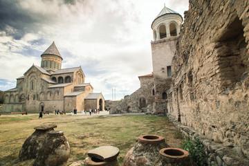 Georgia, wine, Monastery