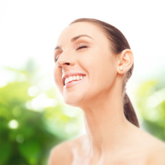 Face and neck skincare