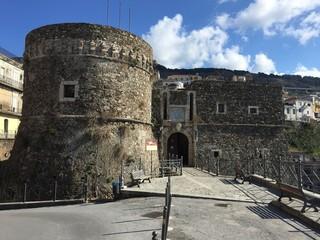 Pizzo Calabro castello fortezza, Calabria Italia