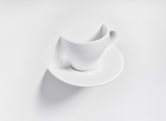 Half a cup.