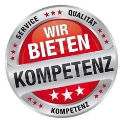 Wir bieten Kompetenz - Service, Qualität, Kompetenz