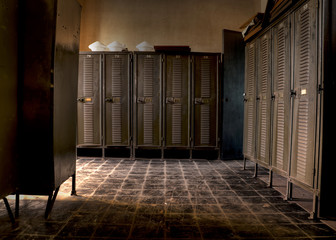 Empty Lockers 1