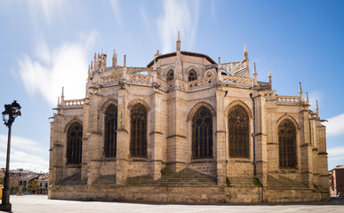Cathedral of palencia, Spain