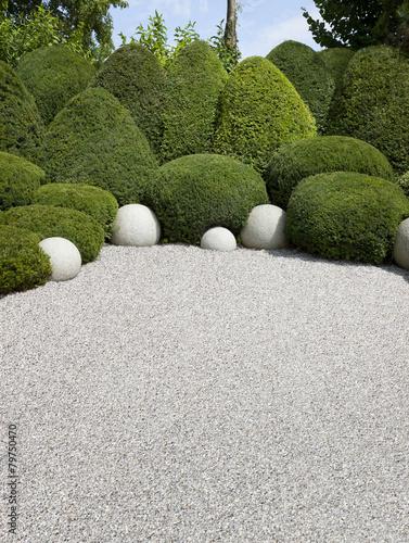 Fotobehang Tuin Japanischer Garten